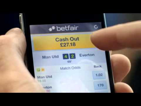 betfair- cash out